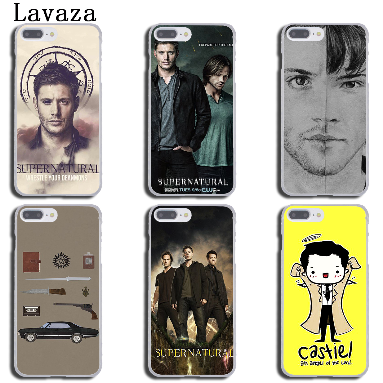 coque iphone x supernatural
