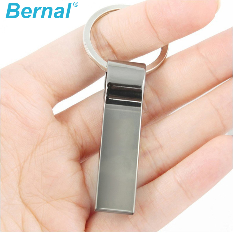 metal usb flash drives 4 gb 8 gb pendrive 16 gb flash drive 32 gb usb flash memory stick 64gb usb flash drive with key chain usb