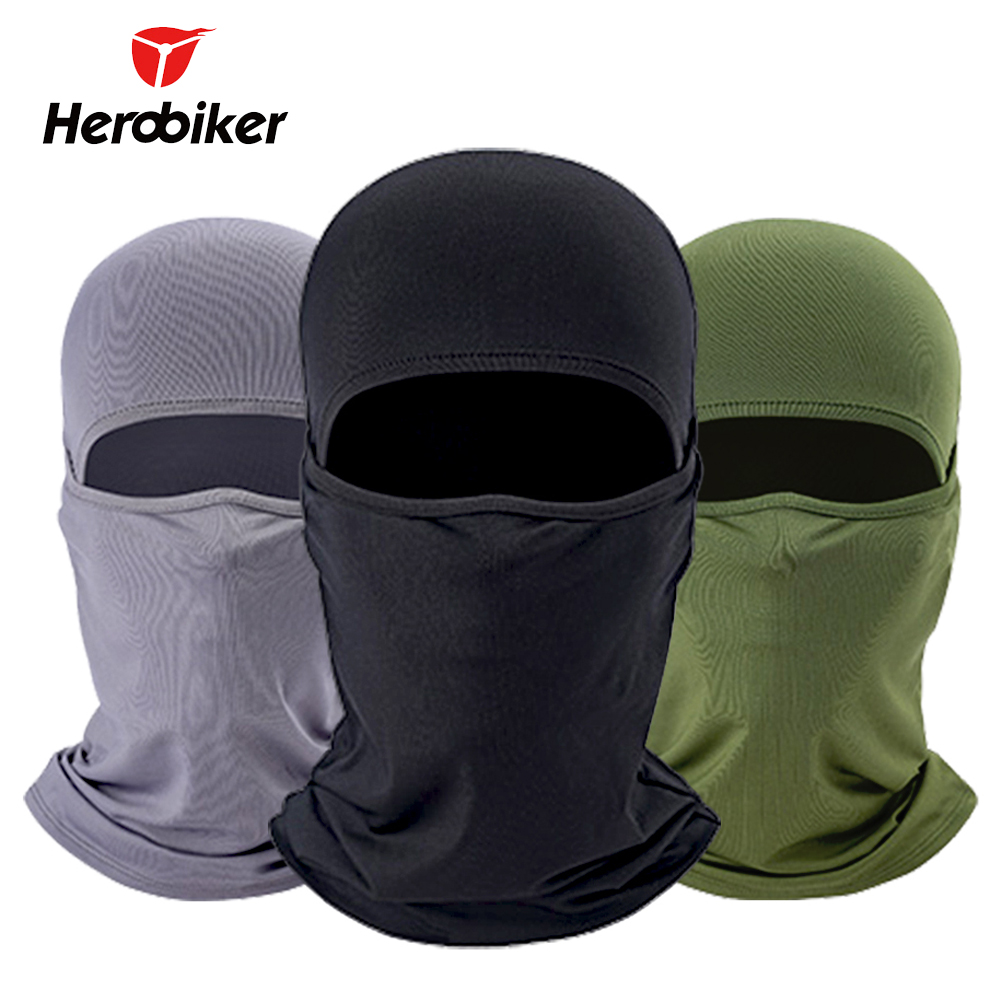 Motorcycle Balaclava Full Face Mask Face Shield Biker Face Masque Motorbike Windproof Mascarilla Motorsiklet Mascara Moto