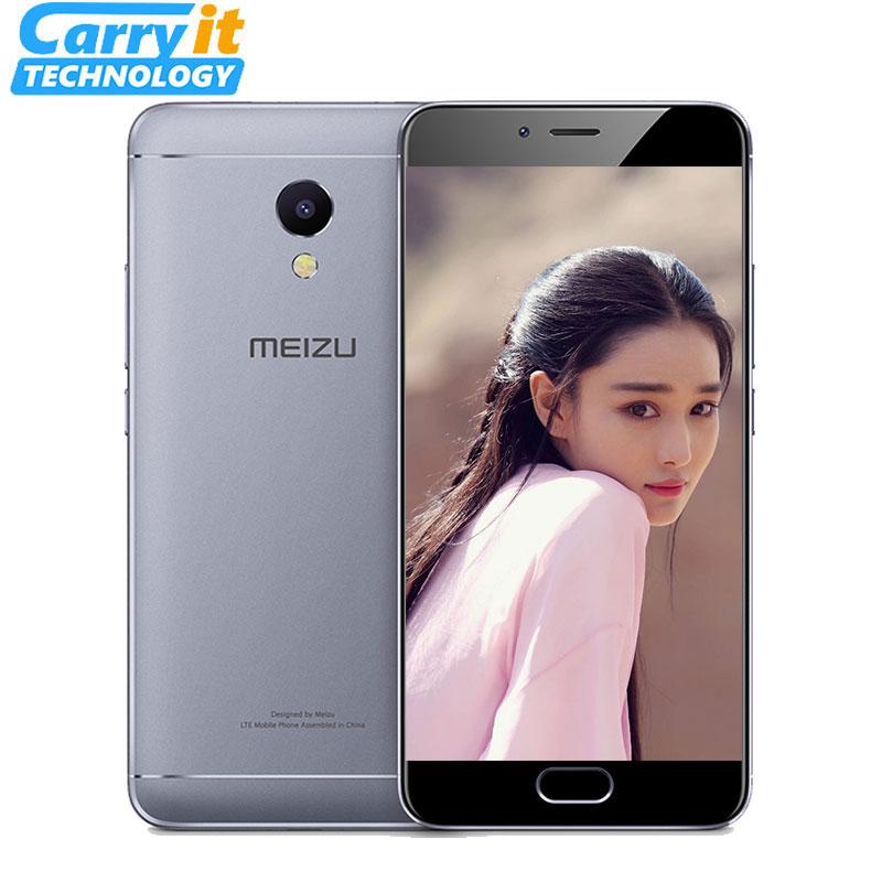 "In Stock Original Meizu M5 Note 3GB 32GB Mobile Phone Android Cellular Helio P10 Octa Core 5.5"" 13MP Fingerprint 4000mAh"