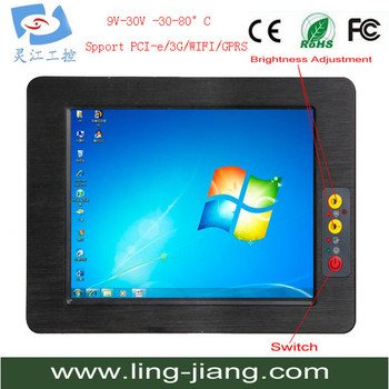 USB Panel Wholesale 17 inch LCD TFT Touch Screen MonitorFull Function Touch Panel PC touch screen kiosk