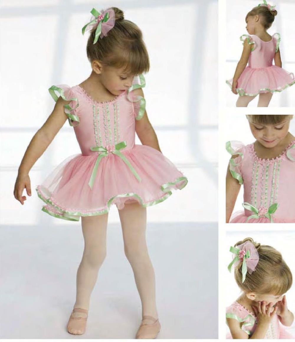 2018sale Gymnastics Leotard For Girls Ballet Tutu Children Dress Girls Dance Clothes And Ballet Skirt Princess Costumes Costume