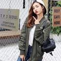 New Fashion Women Baseball Jackets Casual Slim Casaco Feminino Jaqueta Harajuku Outerwear Manteau Femme Vintage Coat BF Hoodies