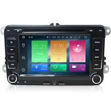 Android 8 0 8 core Car 2 din DVD player For Volkswagen VW golf 4 golf