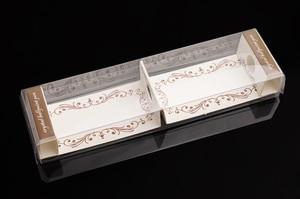 Image 5 - Kawaii Transparent Plastic Pencil Case Lovely Pen Box