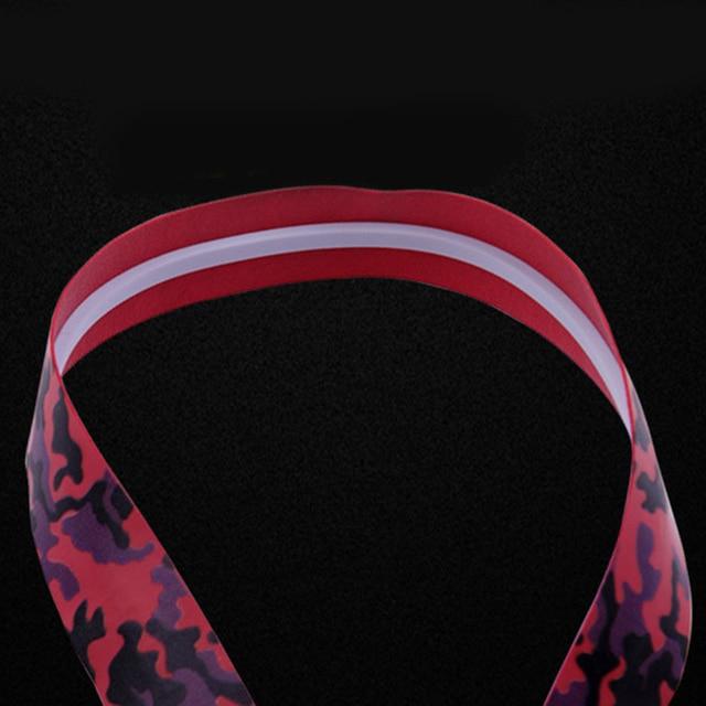 5pcs Camouflage Print Anti-slip Badminton Grip Belt Tennis Overgrip Over Grip Sweat Band For Racket Squash 3