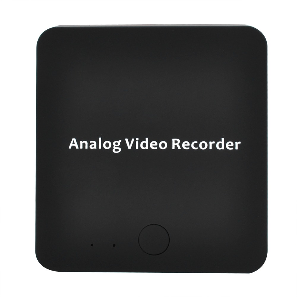 NEW! Ezcap272 AV Capture Analog to Digital Video Recorder Converter with Audio Video input AV HDMI Output to MicroSD TF Card цена и фото