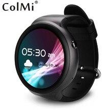 ColMi VS115 Android 5.1 Reloj Inteligente 3G WIFI GPS Descargar App Monitor de Ritmo Cardíaco Teléfono de Sincronización de Tiempo En Directo Las Notificaciones Smartwatch