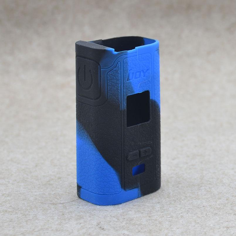 Силиконовый резиновый чехол без запаха, чехол для крышки/кожи/наклейки, подходит для IJOY Captain PD1865 TC box mod или iJOY Captain PD1865 225W MOD