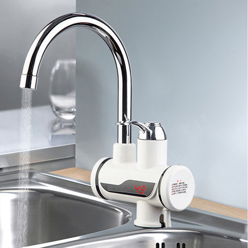 Aliexpress.com : Buy Electric Water Heater Tap Instant Hot Water ...
