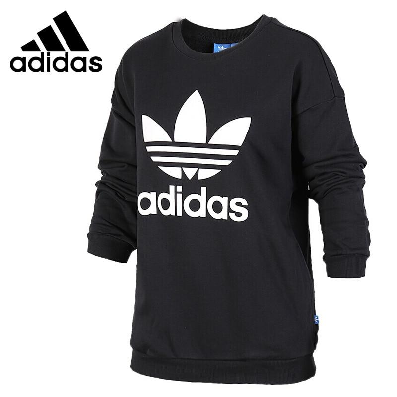 Original New Arrival 2017 Adidas Originals Trefoil Sweat Women's Pullover Jerseys Sportswear original new arrival 2017 adidas originals street graph cr men s pullover jerseys sportswear