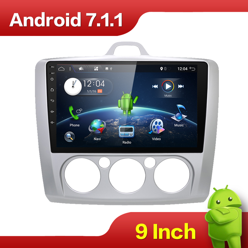 BOSION HD1024 Android 7.1.1 2 Din Car Dvd Gps Player For Ford Focus 2009 With 9 Quad Core Stereo Autoradio Headunit MultimediaBOSION HD1024 Android 7.1.1 2 Din Car Dvd Gps Player For Ford Focus 2009 With 9 Quad Core Stereo Autoradio Headunit Multimedia