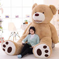 Huge 260cm Teddy Bear Skin Empty Soft Toys Big Bear Plush Gifts Valentine Love Toys for Lovers HT3774