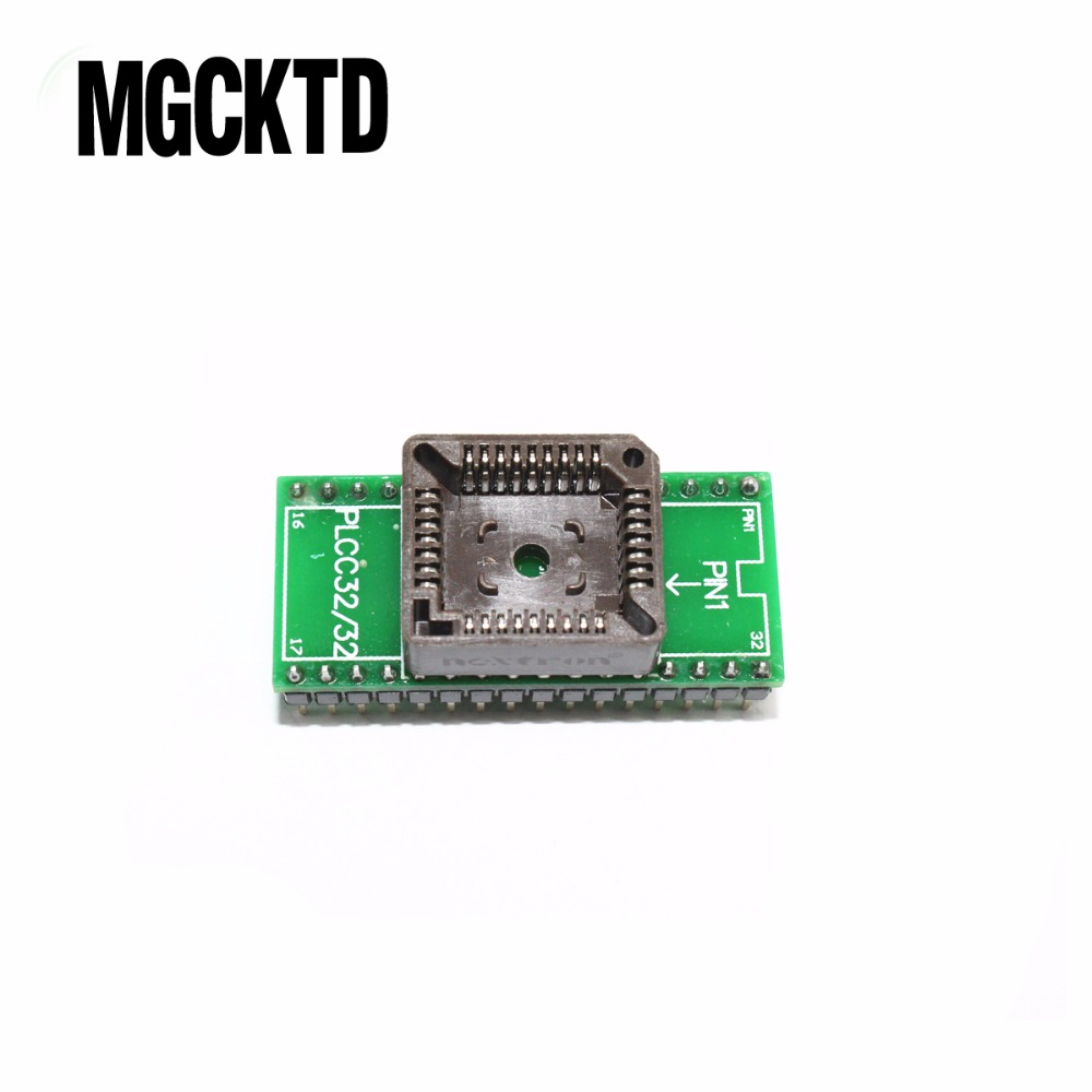 Plcc32 To Dip32 Programmer Ic Adapter Socket In Integrated Circuits Electronic Components Circuitsicsicchina Mainland From Supplies On Alibaba Group