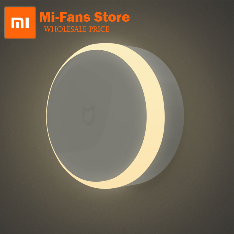 Xiaomi Mijia LED Couloir Nuit Lumière Télécommande Infrarouge Body Motion Sensor Smart Home | Yeelight USB Charge Version