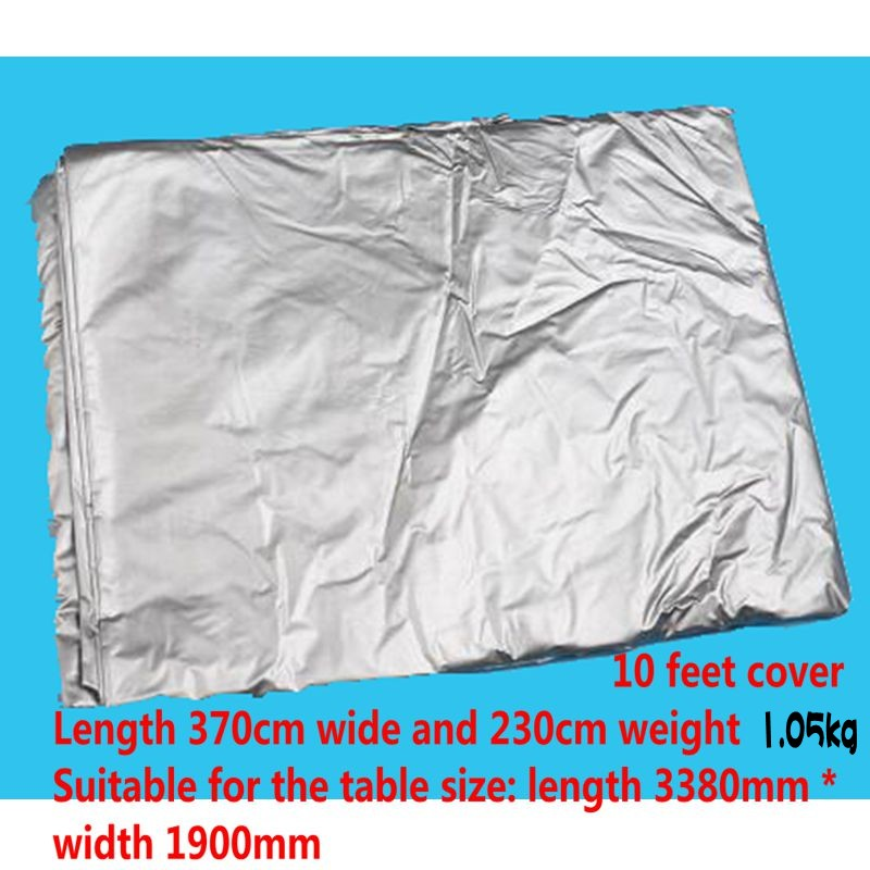 ... 10FT Nylon Waterproof Pool Table Cover 9ft /Outdoor Billiards Table  Free Shipping
