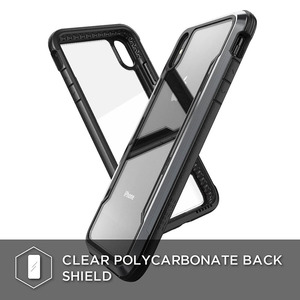 Image 5 - X doria Phone Case For iPhone XR XS Max Defense Shield Military Grade Drop Tested Case Cover For iPhone X X XS Max Capa Coque