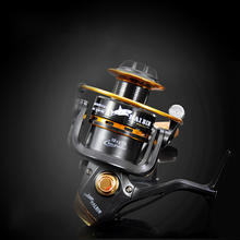High Quality YA2000-5000 12BB+1 Pre-Loading Spinning WheelReel Left / Right Hand Spinning Fishing Reel
