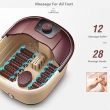 Luxury Foot Spa Bath Massager