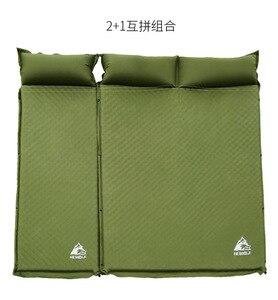 HEWOLF наружный 188*65*5 см одиночный Автоматический надувной коврик для подушки утолщенный надувной матрас для кровати наружный тент коврик для отдыха на ланч