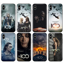 The Hundred The 100 Tv Shows Black tpu case for iphone 5 5s se 6 6s 7 8 plus x 10 case silicone cover for iphone XR XS MAX case(China)