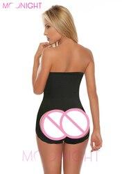 Nouveau femmes ventre contrôle culotte taille haute bout à bout Lifter femmes minceur corps shaper rehausseur culotte taille cincher taille formateur