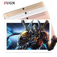 FUGN 10 Inch Tablet 4G LTE Phone Call Tablet PC With Camera GPS Wifi Keyboard 1920