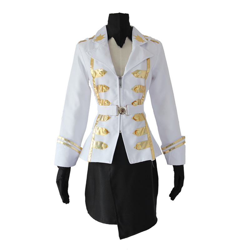 Fate/Apocrypha Celenike Icecolle Yggdmillennia Uniform Cosplay Costume Fate/Stay Night Halloween Party Performance Dress