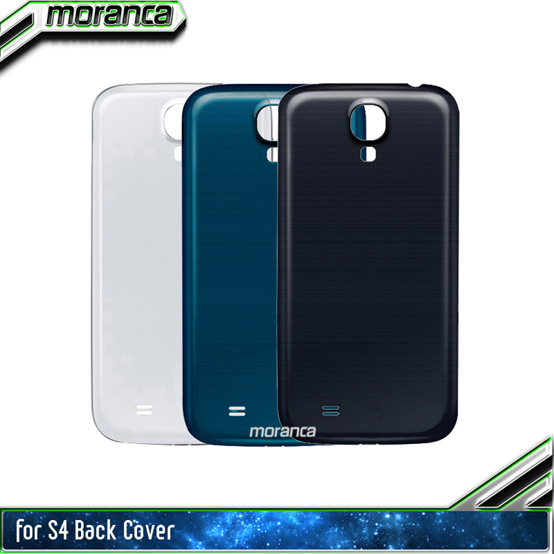 3bc6ef72b72 Nuevo S4 cubierta de la batería para Samsung S4 i9500 i9505 L720 M919  vivienda puerta trasera cubierta caso Negro Azul blanco envío con número de  ...