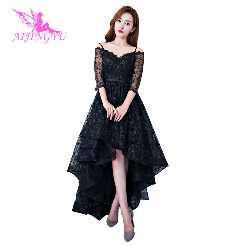 AIJINGYU Sexy Evening Gowns For Women Dress Party 2018 Elegant Formal Special Occasion Dresses Fashion Gown FS557