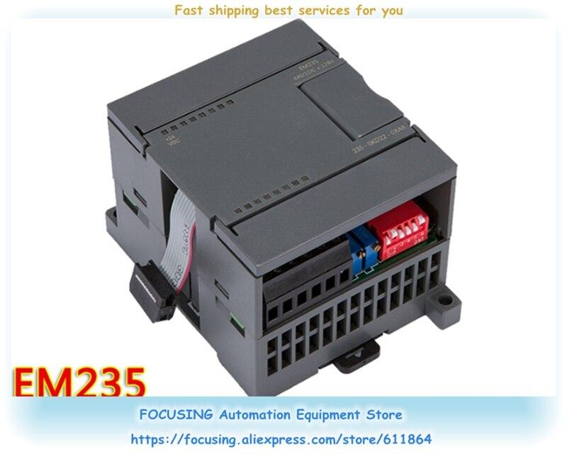 6ES7 231-0HF22-0XA8 6ES7231-0HF22-0XA8 New EM231 8 input compatible PLC6ES7 231-0HF22-0XA8 6ES7231-0HF22-0XA8 New EM231 8 input compatible PLC