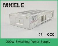 S 201 48 4.2a 48V Single Output Uninterruptible Adjustable ac 110v 220v to dc 48v Switching power supply for LED Strip light