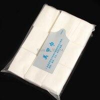 оптовая продажа профессиональный ногтей гель коврик 900 шт./упак. маникюр для снятия лака чистый салфетки безворсовой 20pks / лот бесплатная доставка