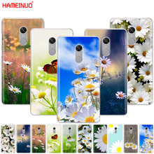 HAMEINUO Daisies Background Cover phone Case for Xi