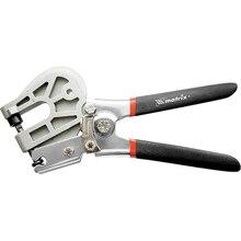 Просекатель для металлического профиля MATRIX 87951 (металл с обрезиненными ручками, рычажный режим для работы одной рукой, вес 0,5 кг)
