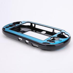 Image 5 - 5 Colors Aluminum Skin Case Cover Shell for Sony PlayStation PS Vita 2000 PSV PCH 20 Dropshipping
