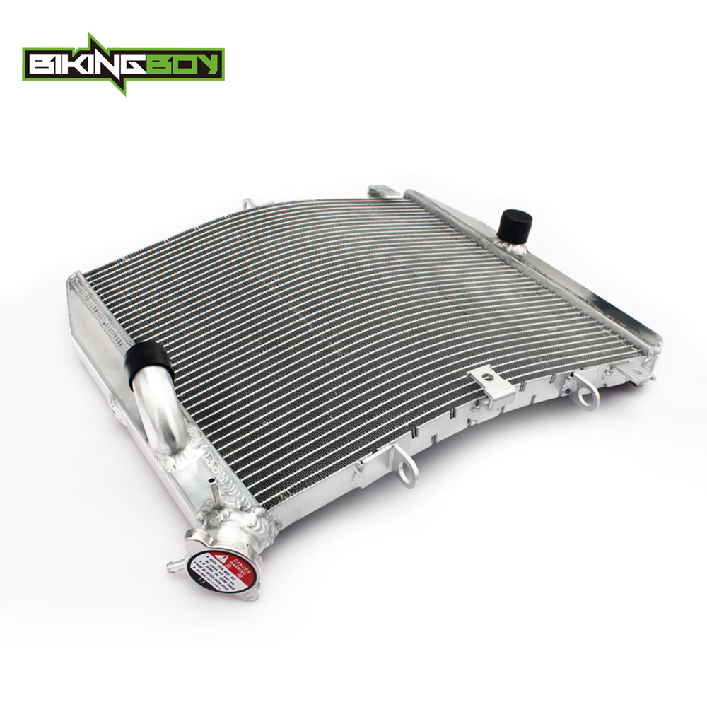BIKINGBOY 2011 2012 2013 2014 2015 2016 2017 per KAWASAKI Ninja ZX10R ZX-10R ZX10-R Motore di Raffreddamento Ad Acqua Del Radiatore di Raffreddamento Set