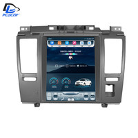 32G ROM Vertical screen android car gps multimedia video radio player in dash for for nissan tiida pulsar car navigaton