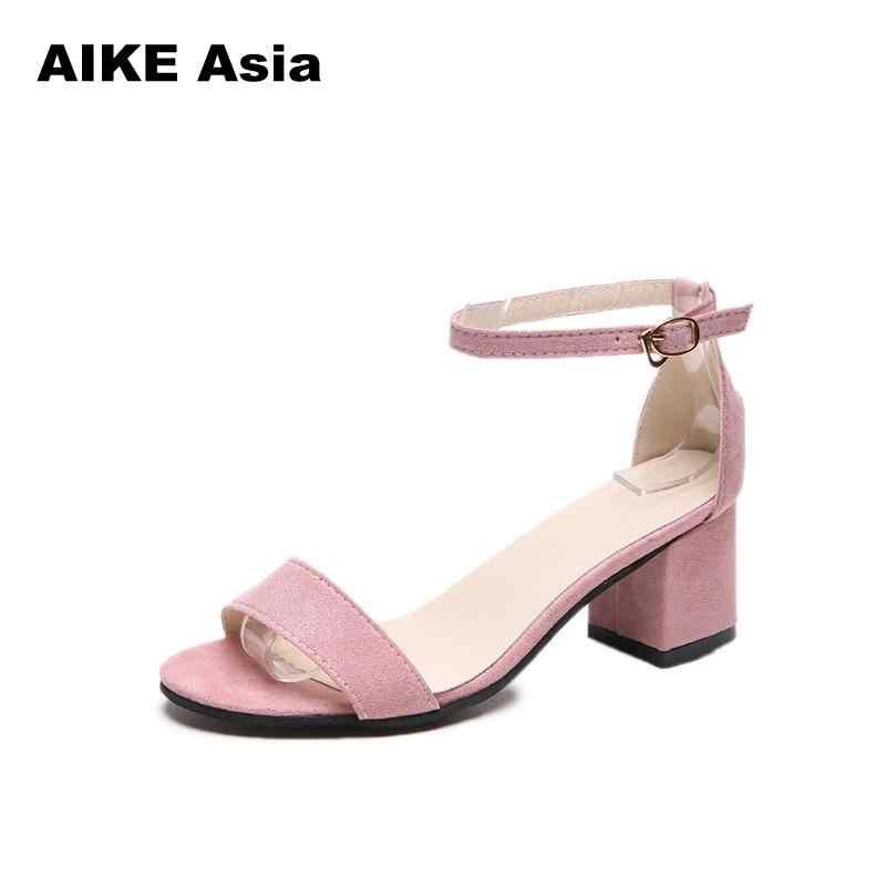 Sapatos femininos de salto alto, calçados de verão para mulheres, sapatos de barco, casamento, com peep toe, casuais, imperdível 997