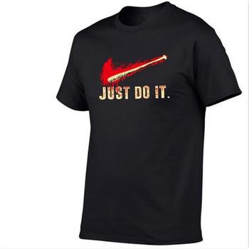 T-Shirt Just do it Baseball