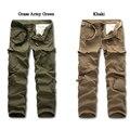 Calças dos homens Tamanho Grande 28-40 Homens Corredores Primavera Harem Pants Casuais Calças de Camuflagem Homens Moda Militar Do Exército calças Venda Quente