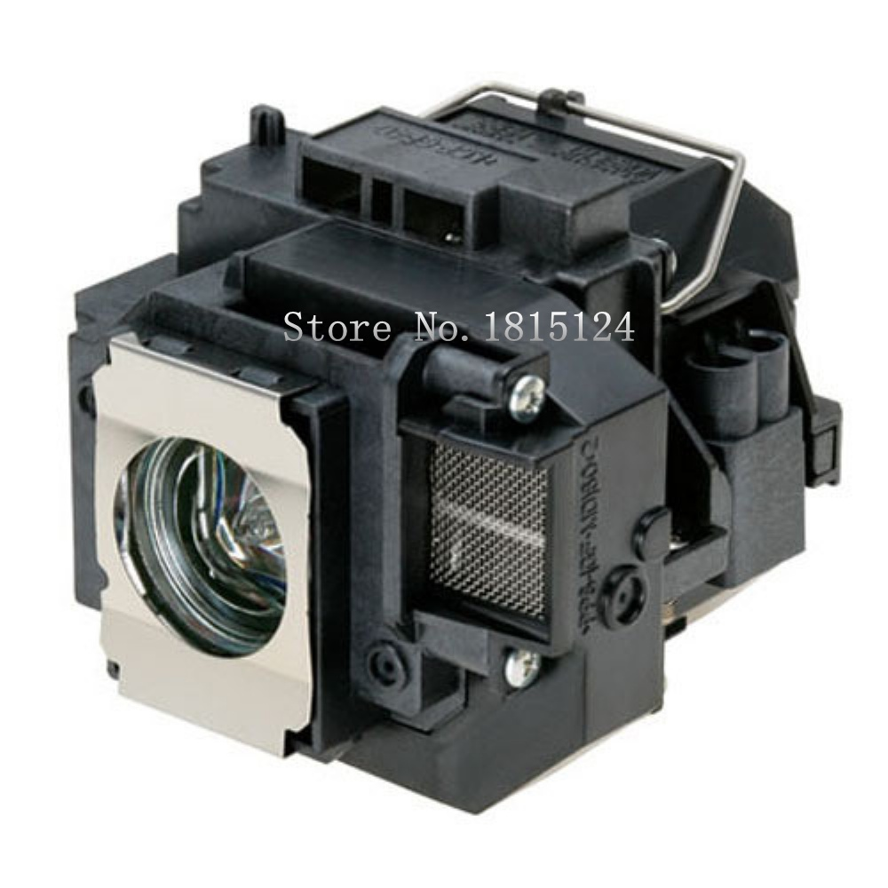 Epson ELPLP56 / V13H010L56 Original Projector Replacement Lamp - for  EPSON MovieMate 60/62; EH-DM3 Projectors kslamps elplp56 v13h010l56 replacement lamp with housing for epson 60 62 epson eh dm3 projectors