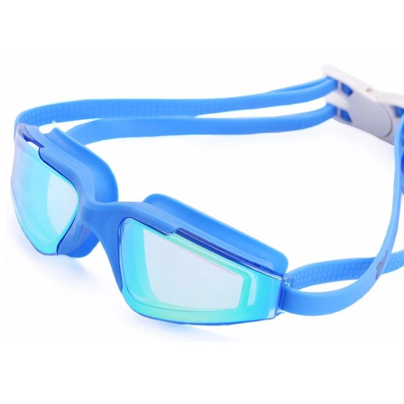 Anti-fog Swimming Accessories Waterproof Glasses Eyewear Swimming Goggles