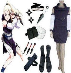 anime naruto cosplay naruto cosplay ino yamanaka 1st bundle big promotional package cosplay. Black Bedroom Furniture Sets. Home Design Ideas