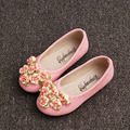 2017 Autumn Toddlers Girls Flowers Shoes Slip on Girls Children's Flats Flower Girls Princess Shoes Kids Girls Ballet Shoes