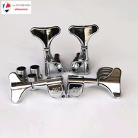 Popular New design R2L2 Diecast Bass Tuner Tuning Peg Chrome Right Handed New