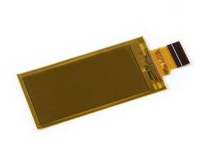 Image 5 - Waveshare encre électronique flexible, 212x104,2.13 pouces, affichage brut, couleurs noir/blanc, interface SPI, sans PCB, pour Raspberry Pi 2B/3B/Zero W