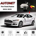 AUTONET HD Night Vision Backup Rear View camera For Ford Fusion 2013 2014 2015 2016 2017 2018/license plate Camera or Bracket