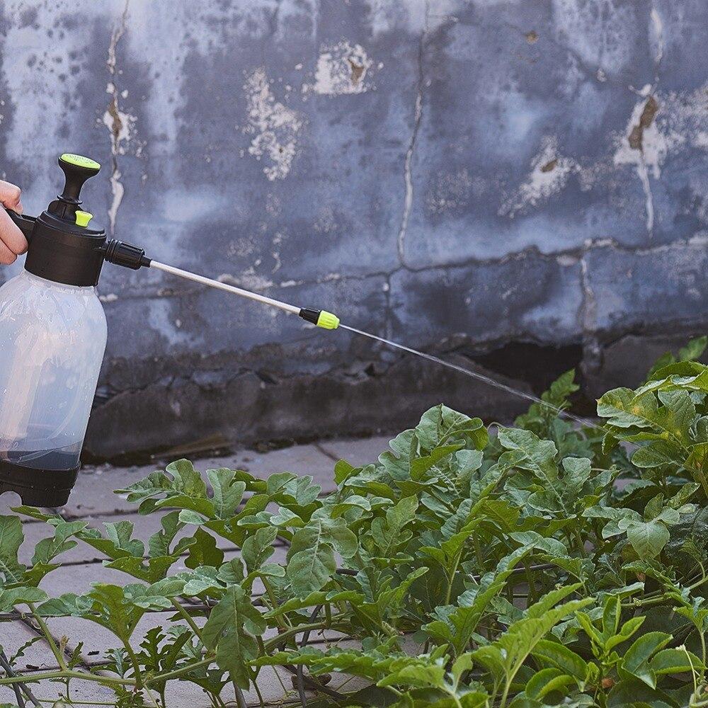 2l limpeza do carro pulverizador de agua pulverizador de pressao garrafa de multi purpose pulverizador regador