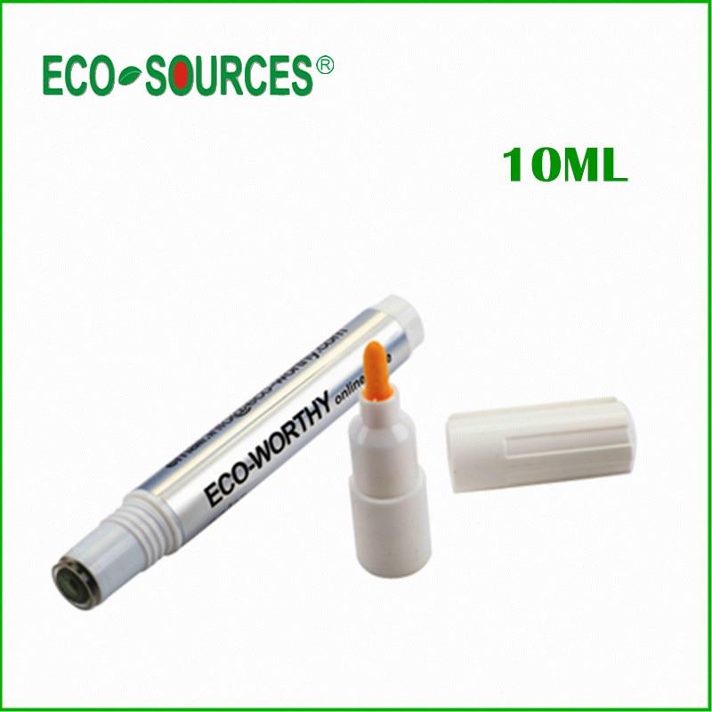 3pcs/lot 10ml Solering Flux Pen Welding Solar Flux Pen For DIY Solar Panel Free Shipping